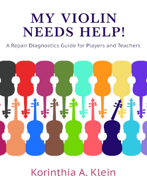 My Violin Needs Help! book cover